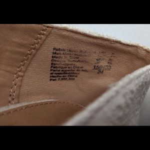 American Eagle Outfitters Shoes - American Eagle Eyelet Lace Espadrille Wedges